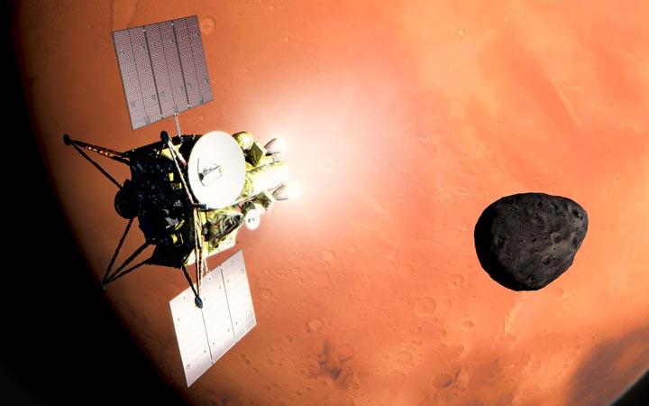 JAXA 火星衛星探査計画MMX について知ってほしい7つのこと