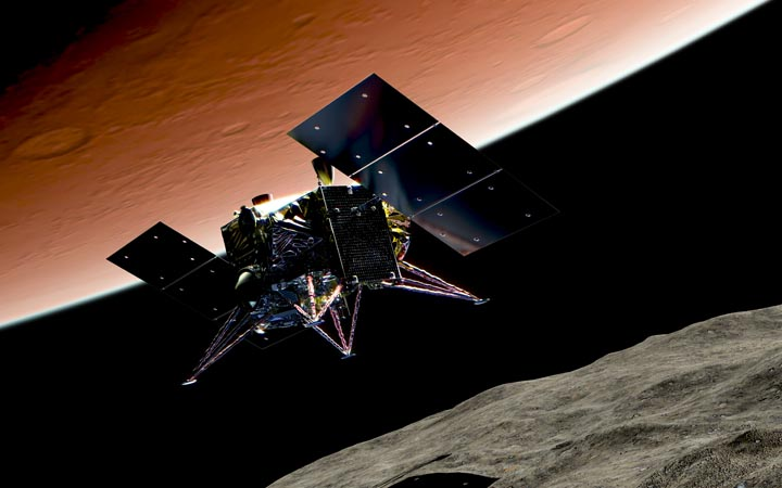 JAXA「火星衛星探査計画MMX」 の重要ミッション成功のカギは?