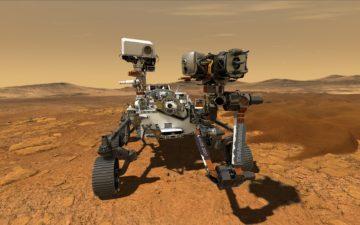打ち上げ成功!火星探査機「Mars 2020 Perseverance(マーズ2020 パーサヴィアランス)」