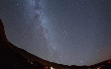 ペルセウス座流星群2020年は・・・?
